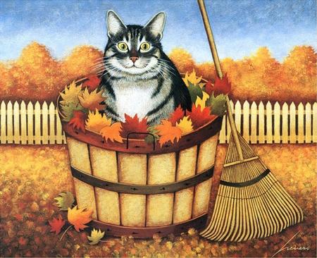Lowell Herrero 1921 2015 American THE GREAT CAT