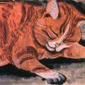 Florianus, Oscar Bluemner's cat, cats and artists