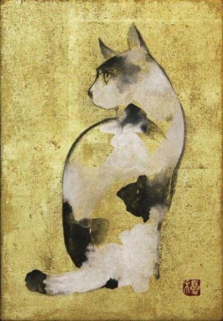 Toshiyuki Enoki, Calico Cat