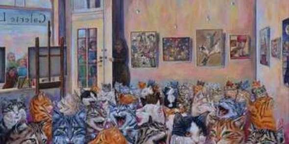 Chat a Morgana, Martine Coppens