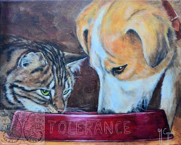 Tolerance, Martine Coppens