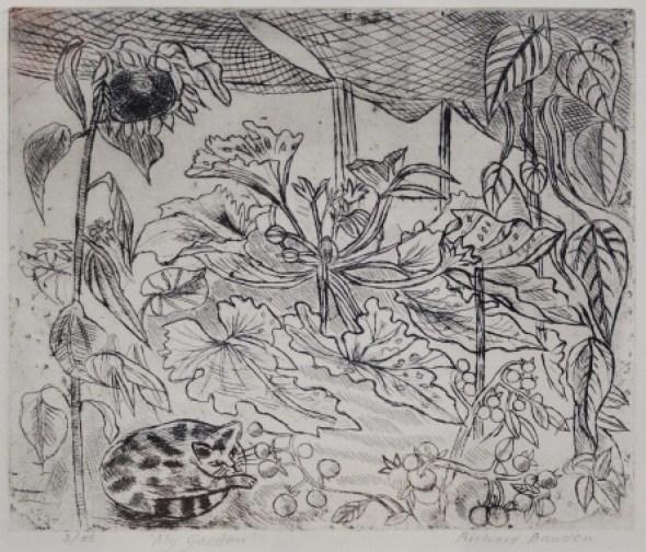 My Garden, Richard Bawden