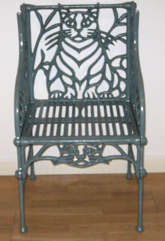Richard Bawden cat chair