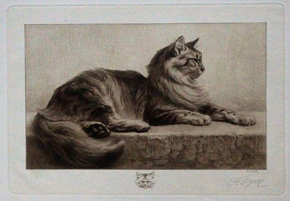 Ferdinand Oger, Regal Cat