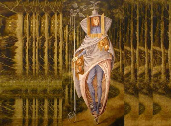 The Tramp Puzzle, Remedios Varo
