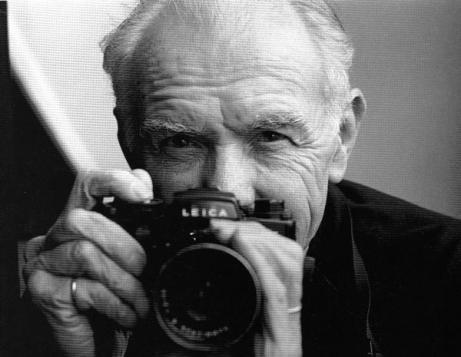 Robert Doisneau, cat photographer