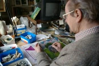 Jerzy Marek, Cat Artist