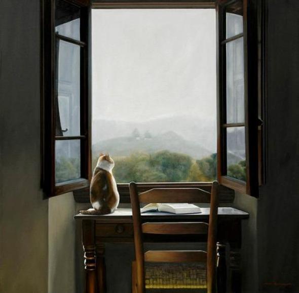 Open Window, Karen Hollingsworth