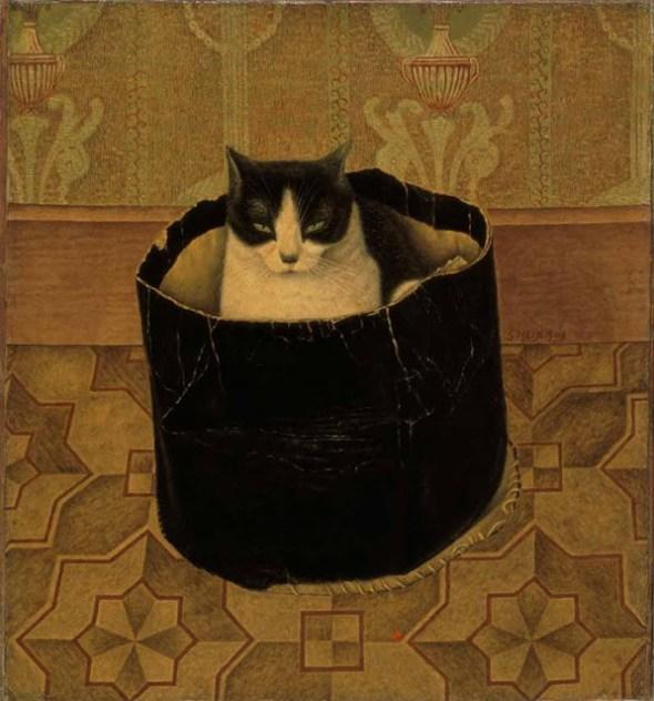 1909 Sal Meijer Foreign Content 48 x 45 cm Stedelijk Museum, Amsterdam