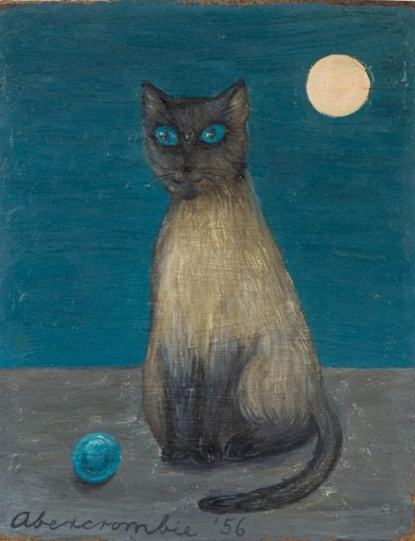 Cat, Moon and String, Abercrombie