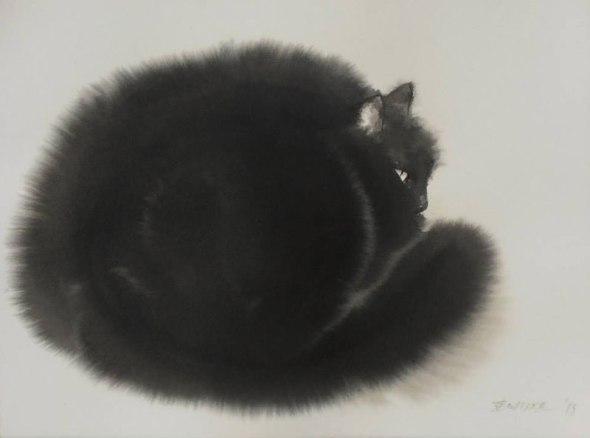 Endre Penovac, Big Black Cat