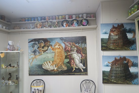 The Cat Museum, Vsevolozhsk A Complete List of Cat Museums around the World