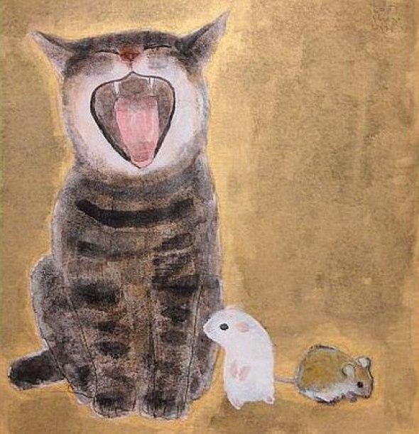 Shozo Ozaki, Cat and Mouse