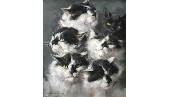 Tuxedo Cats, Marino Lenci