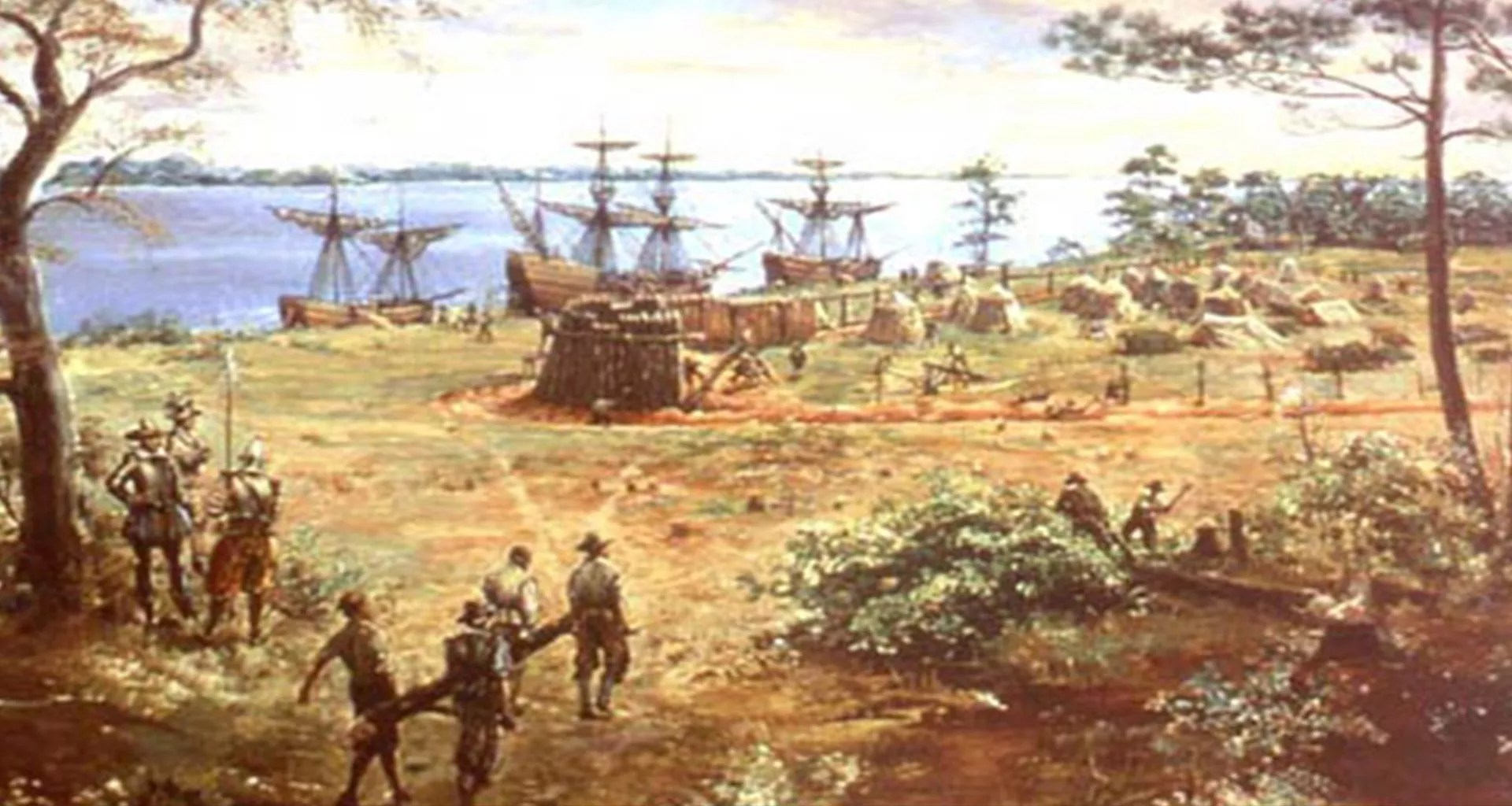 American History The Very First American Colonies