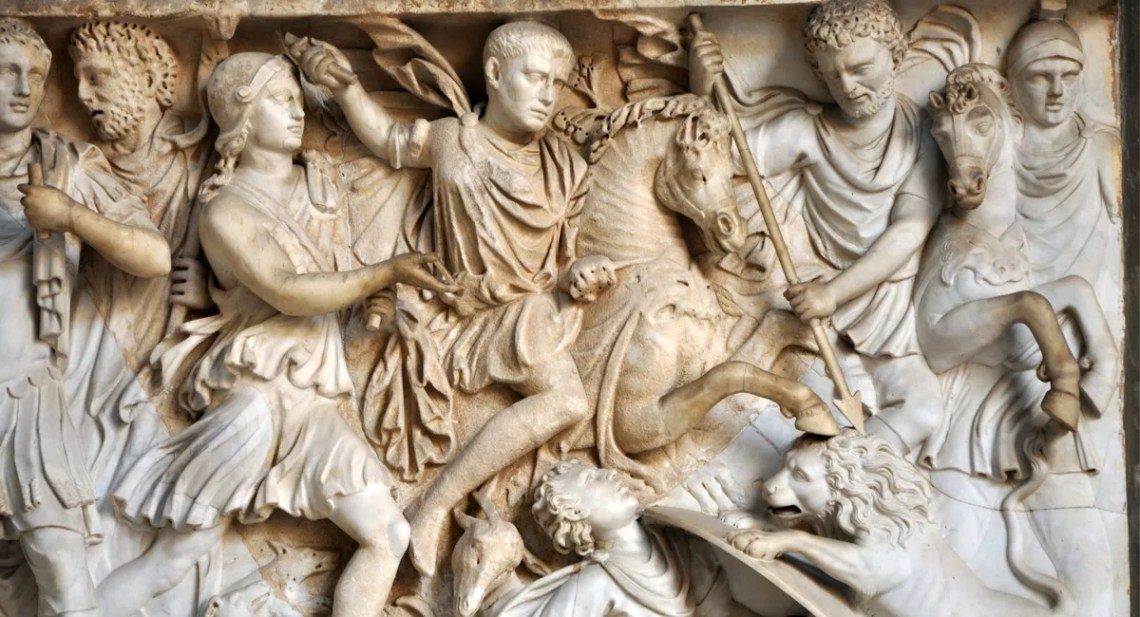 The Roman Empire Story Behind Its Art And Architecture