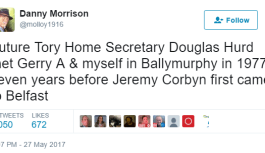 Shocking revelation: Tories SECRETLY met IRA leaders at the height of its terrorist campaign