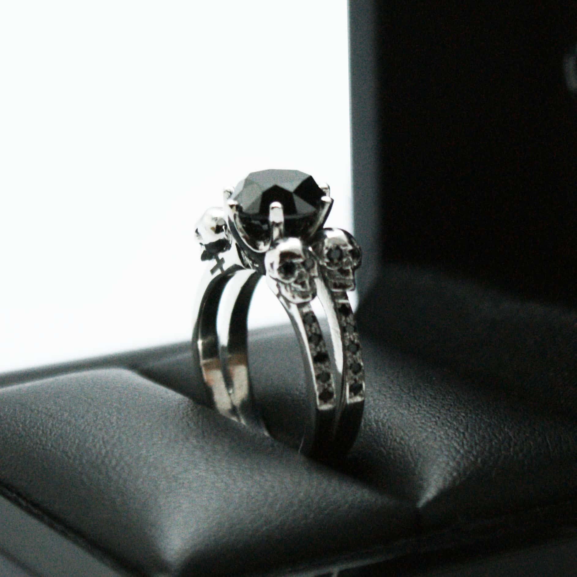 Kat Von Ds Engagement Ring The Great Frog