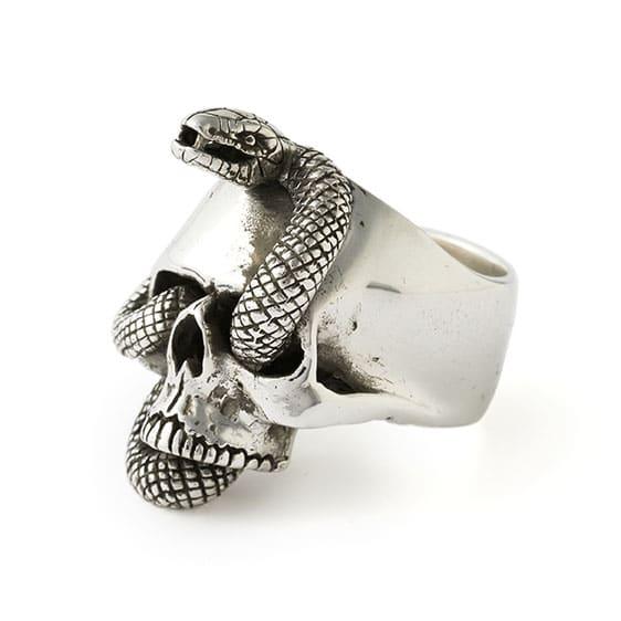 Skull Rings The Great Frog