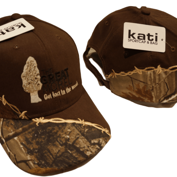 Camo Barbed Hat - Realtree®