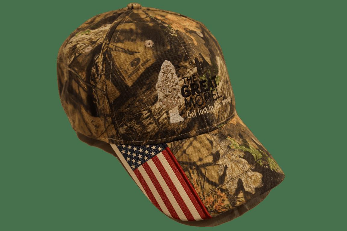 Morel American Flag Camo Hat 89d31f03ae5