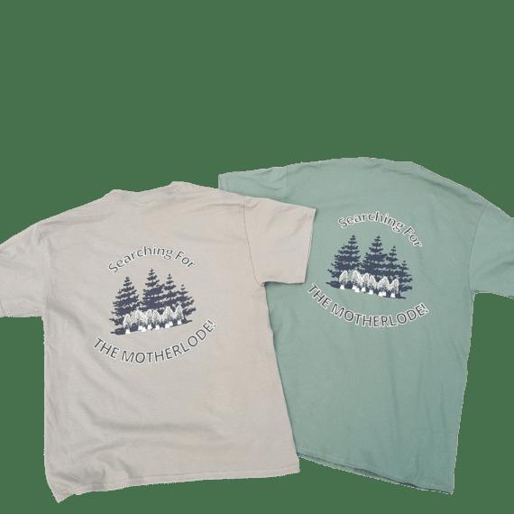 Morel T-Shirt Motherlode