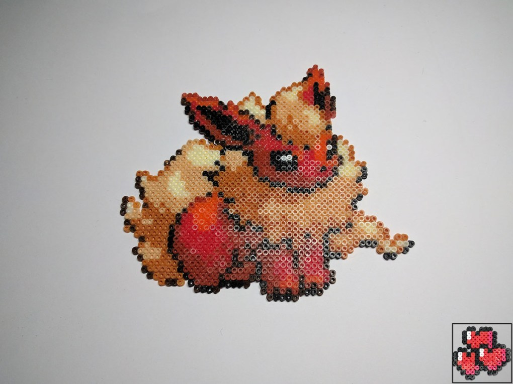 pyroli-pokémon-2-pixelart-pixelcraft-pixelbeads-perlerbeads-perlerart-hama-hamabeads-hamasprites-artkal-artkalbeads-fusebeads-retro-gaming-sprite-design-tutoriel-pattern