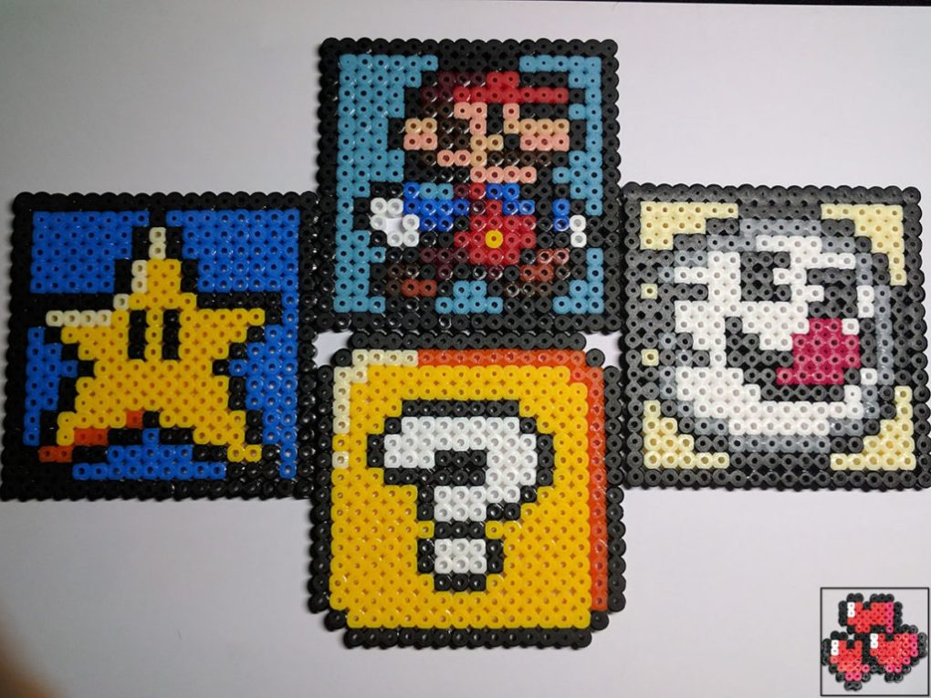 Super-Mario-coaster-drink-pixelart