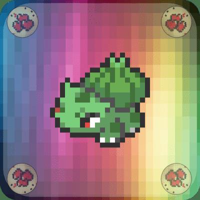bulbizarre-vignette-pokemon-pixelart-pixelcraft-pixelbeads-perlerbeads-perlerart-hama-hamabeads-hamasprites-artkal-artkalbeads-fusebeads-retro-gaming-sprite-design-tutoriel-pattern