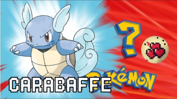 carabaffe-video-pokemon-pixelart-pixelcraft-pixelbeads-perlerbeads-perlerart-hama-hamabeads-hamasprites-artkal-artkalbeads-fusebeads-retro-gaming-sprite-design-tutoriel-pattern