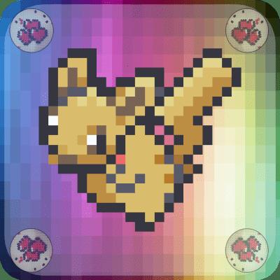 evokachu-pokefusion-vignette-pokemon-pixel-card-pixelart-pixelcraft-pixelbeads-perlerbeads-perlerart-hama-hamabeads-hamasprites-artkal-artkalbeads-fusebeads-retro-gaming-sprite-design-tutoriel-modele