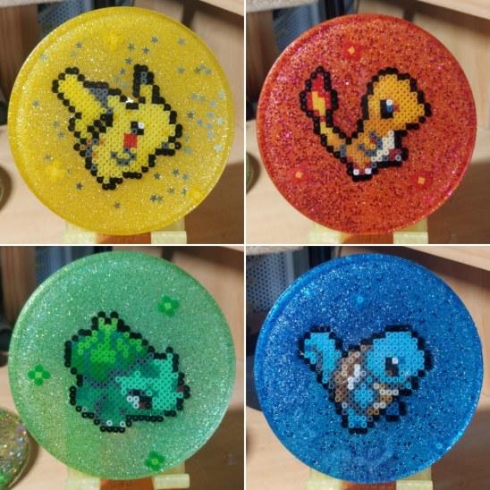 starter-produit-pokemon-dessous de verre-pixelart-pixelcraft-pixelbeads-perlerbeads-perlerart-hama-hamabeads-hamasprites-artkal-artkalbeads-fusebeads-retro-gaming-sprite-design-tutoriel-modele