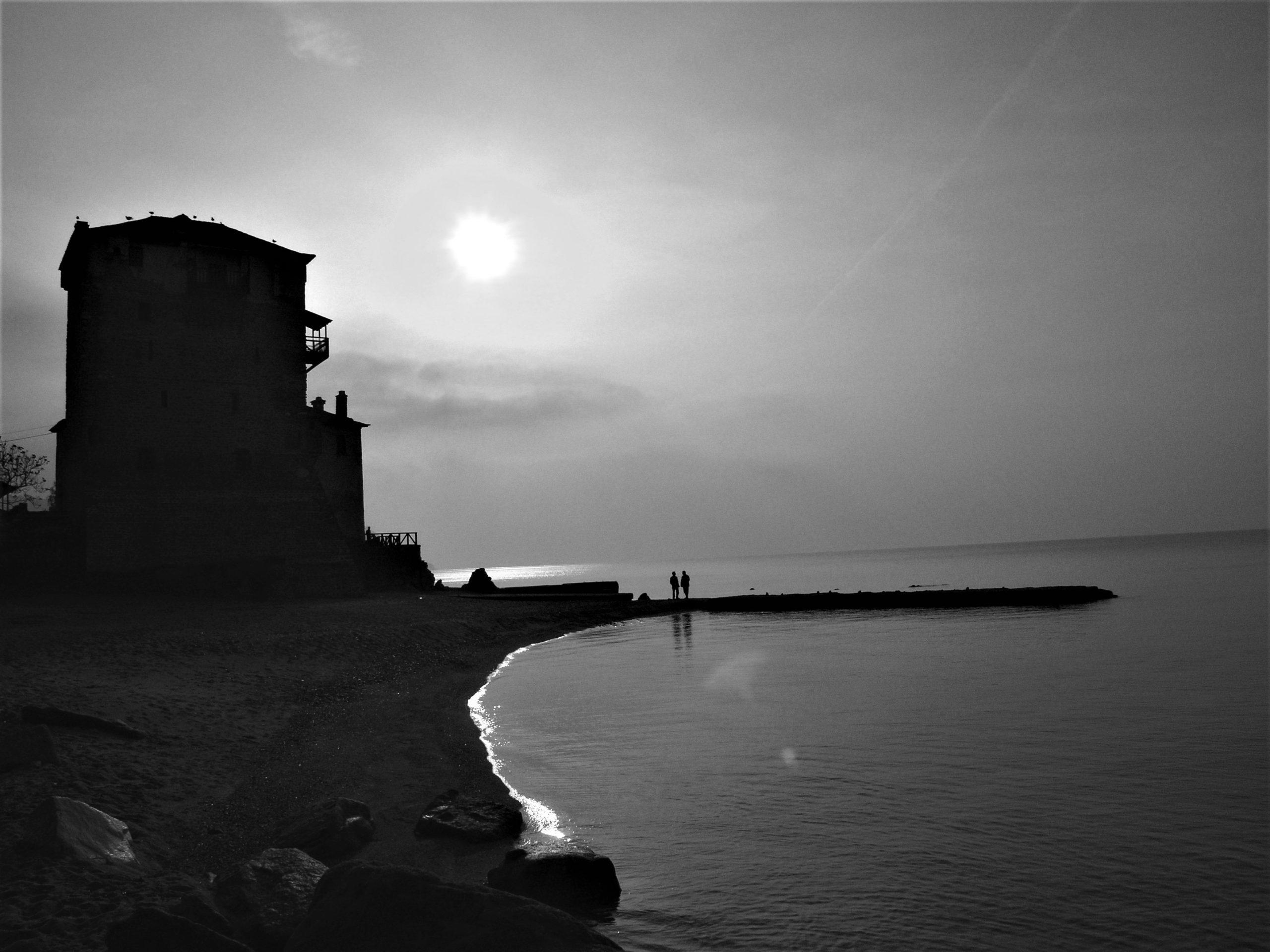 Ουρανούπολη, Άγιο Όρος, Πύργος Προσφορίου, Χαλκιδική, Μακεδονία