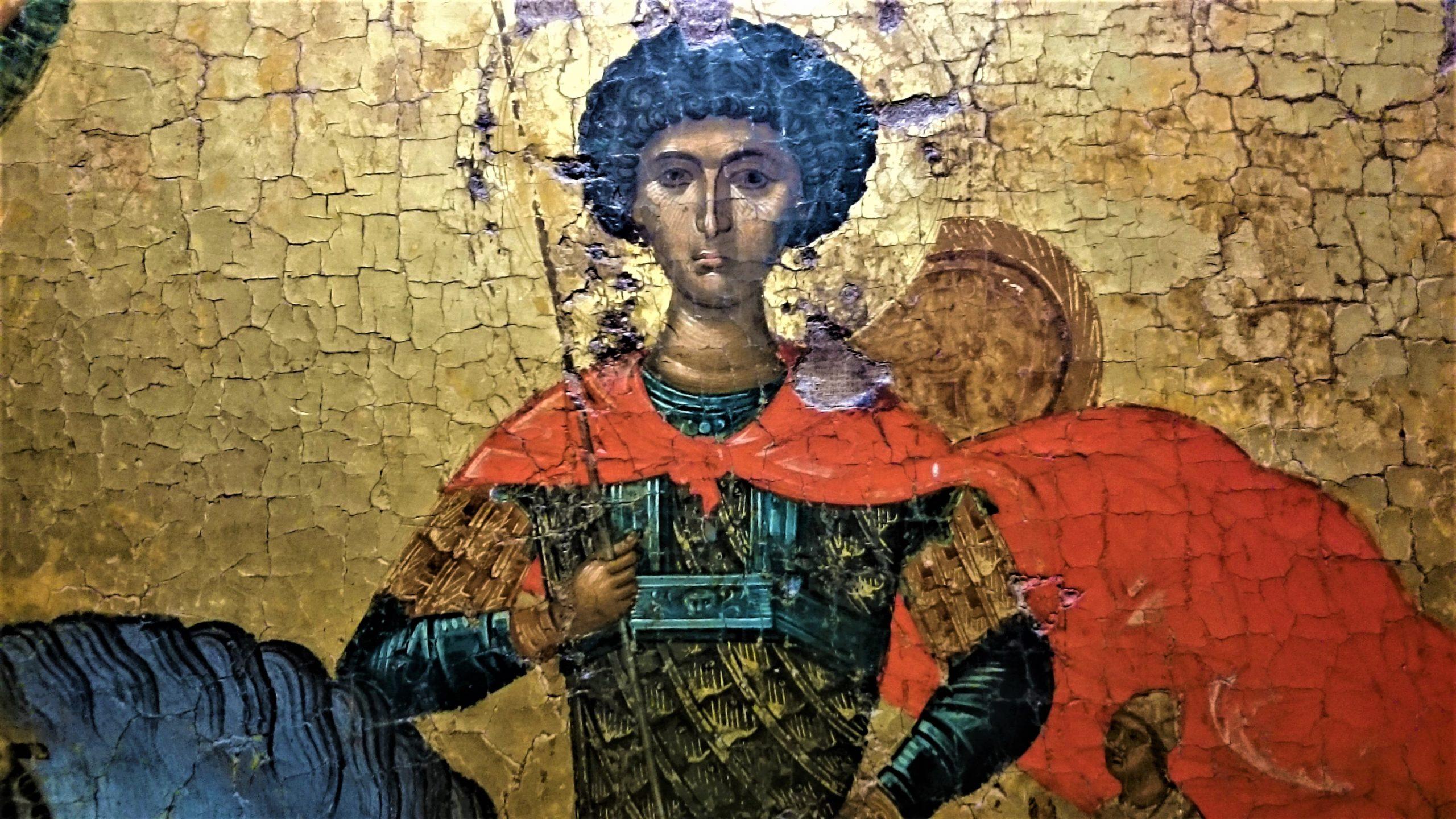 Πύργος Καλλίστης, Σαντορίνη, Κυκλάδες, Αιγαίο πέλαγος, εκκλησιαστικό μουσείο, βυζαντινή τέχνη