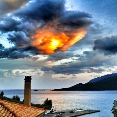 Πελοπόννησος, Κάψαλα, Κυπαρίσσι, Μυρτώο Πέλαγος