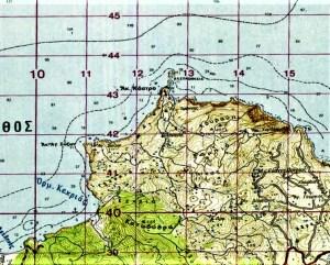 Σκιάθος, Κάστρο, Παπαδιαμάντης, Σποράδες, Θεσσαλία