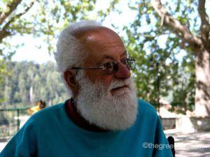 Δάσκαλος Τσίντζινα, Πάρνωνας
