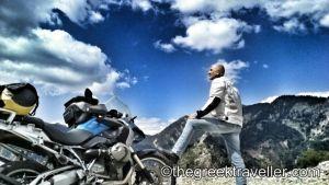 «Ελληνικά βουνά, ταξίδι με μοτοσικλέτα, Κίσσαβος, Όλυμπος, Κράβαρα, Ορεινή Ναυπακτία, Βαρδούσια, Γκιώνα, Μαίναλο, Πίνδος, Ροδόπη, Παρνασσός, Παναχαίκό, Πάρνωνας»