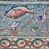 Νικόπολη, Πρέβεζα, Ήπειρος, ψηφιδωτά, βασιλική Δουμετίου