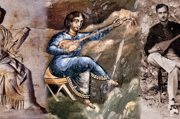 Greek Music 101