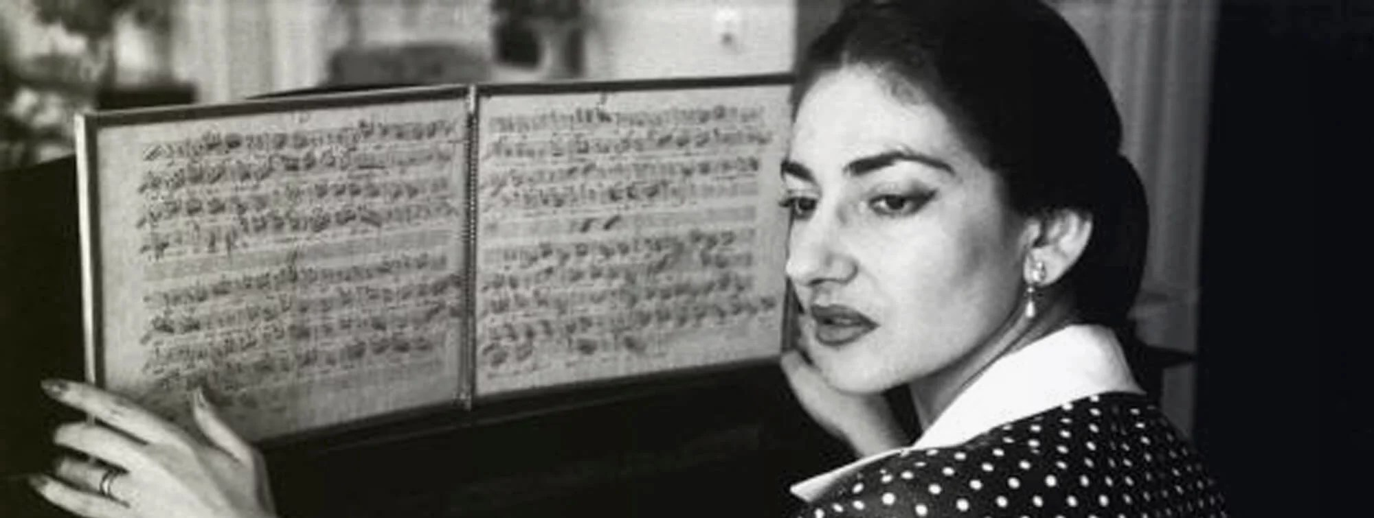 Maria Callas: Larger than Life