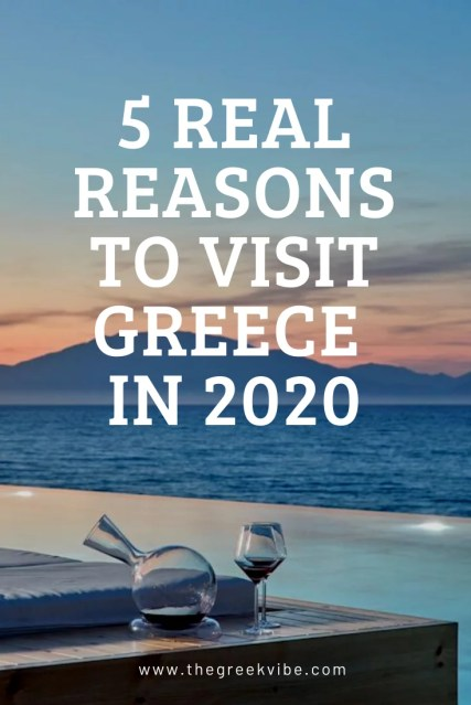 Reasons to visit Greece