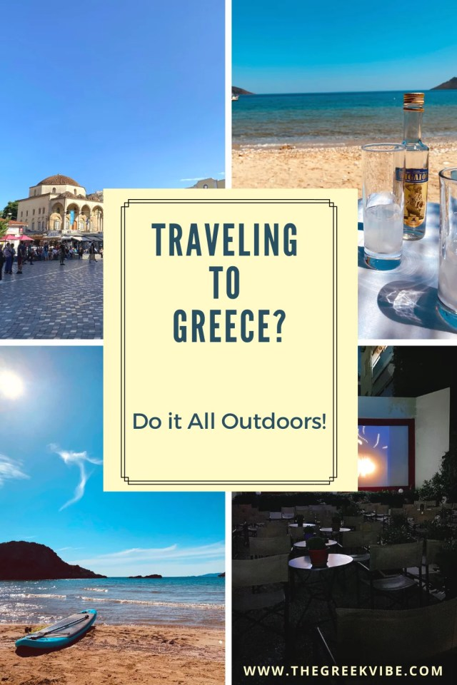 Ways to travel to Greece in Covid-19 times and stay safe.