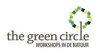Logo The Green Circle - Workshops in de Natuur in de ambachten Vers Hout bewerken, Wilgen Vlechten, Smeden, Beeldhouwen in hout en Steen en Oerkoken