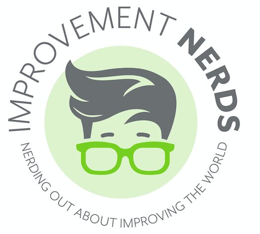 Improvement Nerds Podcast and Newsletter subscribe now to nerd out with us about all things related to continuous process improvement