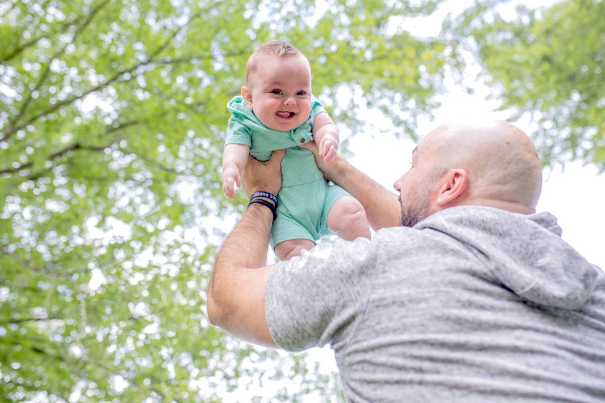To My Six-Month-Old Son