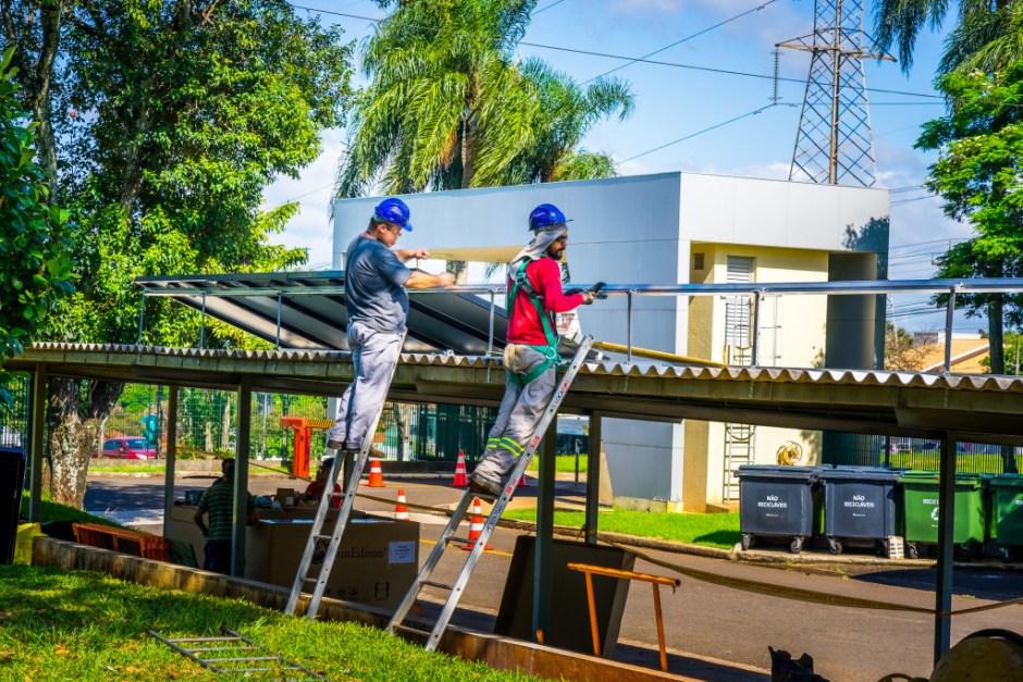 Usina-Itaipu-produzira-energia-solar-stacionamento