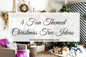 4 Fun Themed Christmas Tree Ideas