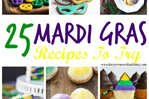 25 Mardi Gras Recipes to Try