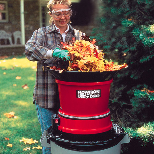 Ultimate Mulcher Electric Leaf Shredder